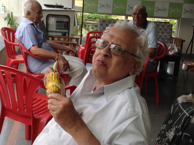 Corn Festival Celebration 2015 At Smiles