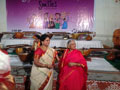 nava veena concert by Smt. B. Ananda Rajyalakshmi and her team on the eve of 4th Anniversary Celebrations of smiles