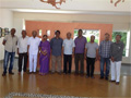 Visit Of Mr.Gone Prakash Rao, Ex-Apsrtc Chairman To Smiles On 24th August 2014