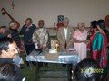 Cake cutting at smiles old age home in hyderabad (8)
