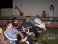 Welcoming all for new year bash at smiles old age home in hyderabad (1)